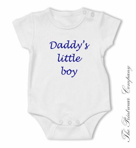 Daddy/'s Niña//niño adorable Divertido Niña Bebé Niño Crecer Traje Chaleco Todas Las Tallas