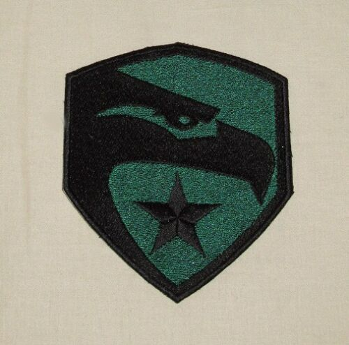 GiJoe Green Eagle Arm Patch