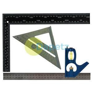 Metal-Roofing-Chevrons-Set-Carre-combinaison-300-mm-Vitesse-6-034-Square-chevrons-en-Alliage