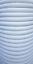 20m Expanderseil weiß 10 Spiralhaken 8mm Gummiseil Planenseil Meter Plane