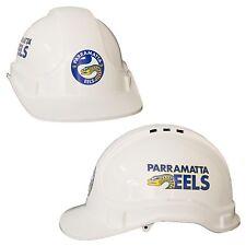 Parramatta Eels NRL Light Weight Vented Safety Hard Hat Work Man Cave Gift