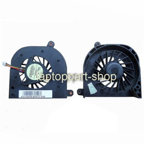 New Laptop CPU Fan for Toshiba Satellite P205D-S7439 P205D-S8802 P205D-S8804