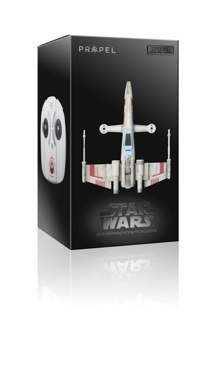 comprar descuentos Propel Estrella Wars Wars Wars Batalla quadricóptero T-65 X-Wing  salida