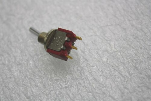 3x C/&K Toggle Switch SPDT On-None-On 7101 2A 250VAC 5A 120VAC
