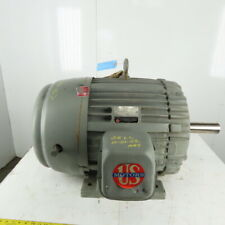 Us Motors 40hp Electric Motor 460v 3ph 404u Frame 1180rpm 2375 Shaft