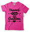 Gift For Grandma Happiness Is Being a Grandma Cool Grandmother T-shirt Nana Tee