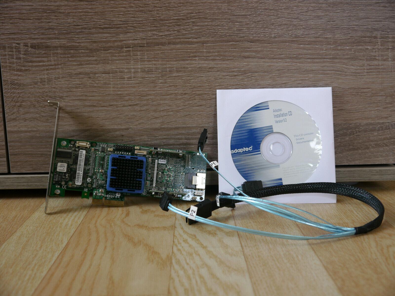 Adaptec SAS RAID Controller 3405