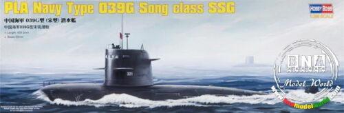 HobbyBoss Model kit 1//200 PLA Navy Type 039G Song Class SSG HB82001