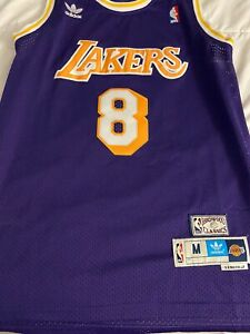 Details about Brand New Adidas Kobe Bryant Jersey #8 Large