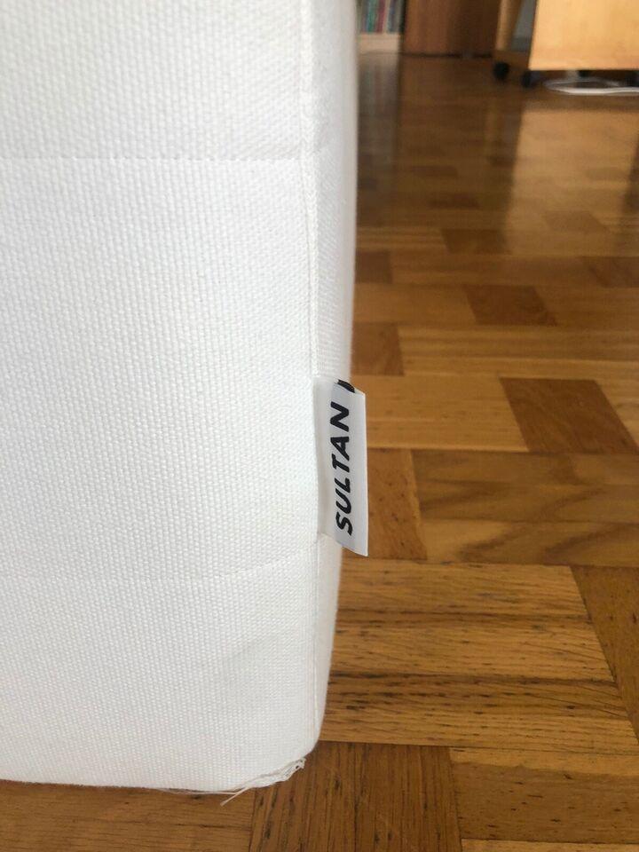 Boxmadras, IKEA Sultan, b: 80 l: 200 h: 30