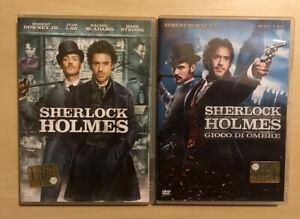 DVD-SHERLOCK-HOLMES-GIOCO-DI-OMBRE-Robert-Downey-Jr-Guy-Ritchie-Jude-Law