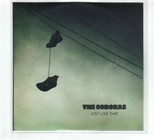 (GR244) The Coronas, Just Like That - 2014 DJ CD