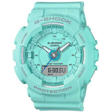 Casio G-shock S Series Pink 46mm Watch Gmas130-4a Step Tracker