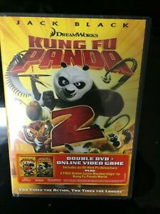 Kung Fu Panda 2 Kung Fu Panda Secrets Of The Masters Dvd 2011 2 Disc Set 97361457048 Ebay