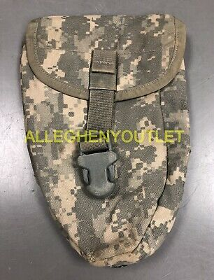 GOOD Military Molle ACU ETool ENTRENCHING TOOL CARRIER Shovel Cover Case Pouch