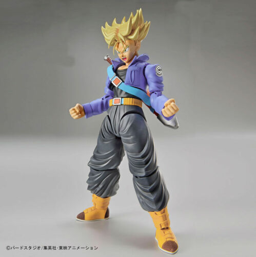 Figure-rise Standard Dragon Ball Z Super Saiyan Trunks /& Vegeta DX Set Bandai