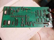 lazer tron gun board model 60 lazertron  UNTESTED  arcade game pcb board  c8a-5