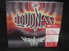 Hurricane Eyes by Loudness (CD, Sep-2017)