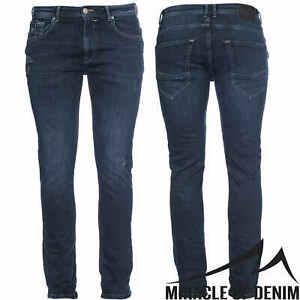 M-O-D-Herren-Jeans-Ricardo-Slim-NOS-1002-Hose-NEU-Stretch-Slim-Fit-Leg-Denim-MOD