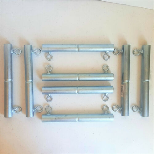 """2 way JOINER // CONNECTOR 3//4/"""" CANOPY FITTING ** Free Shipping ** FCA 8pc"""