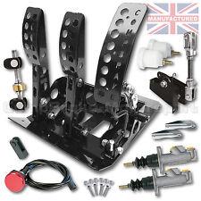 PEUGEOT 205 Remoto Cavo Pedale BOX + KIT A-Compbrake cmb6407-cab-kit
