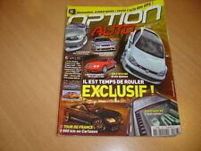 Option auto N°166 Carlsson CK50.Ac Schnitzer ACS3 3.5 C