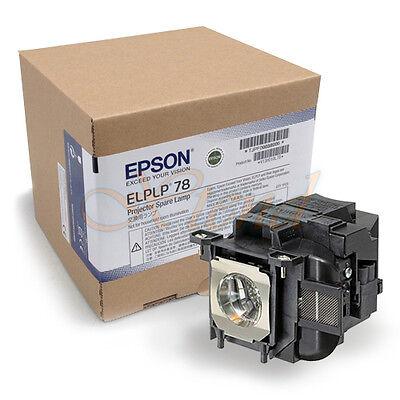 Genuine Projector Lamp Module for EPSON ELPLP78 / V13H010L78