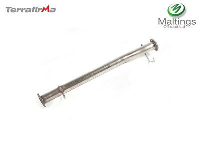TF555 Terrafirma Defender 110 TD5 /& TDCI Centre Silencer Replacement Pipe