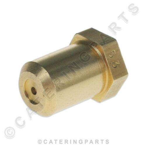 THOR LPG BURNER INJECTOR AF280 GAS HOOD JET 1.5mm ORIFICE GRIDDLE OVEN GRILL