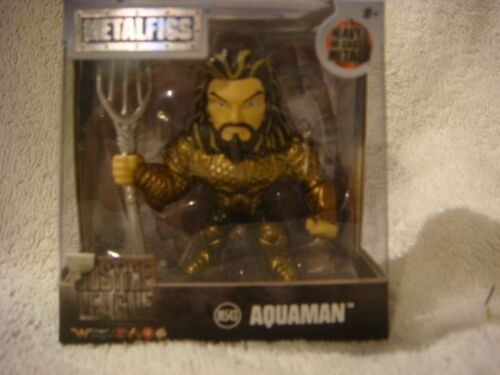 DC Justice League Metalfigs Aquaman