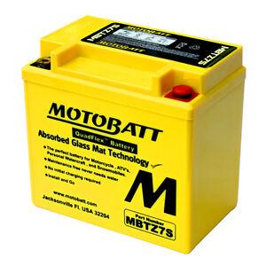 MOTOBATT MBTZ7S KTM 300 XC ENDURO 2013-2017 AGM BATTERY REPLACEMENT  6947312400187