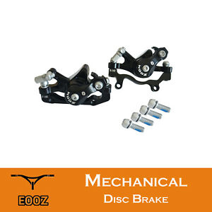 MTB Mountain XC Bike Hydraulic Disc Brakes Brake Lever Calipers Front Rear set