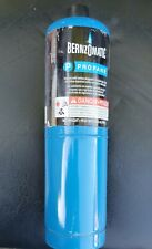 Bernzomatic 141oz Disposable Propane Gas Fuel Cylinder Tank Canister