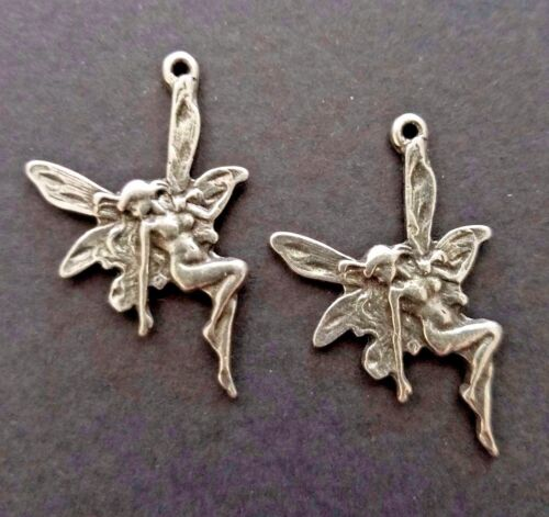 Fairy Angel Nude Wings Cute Spiritual God Magic Charms Jewelry Silver NEW Get2