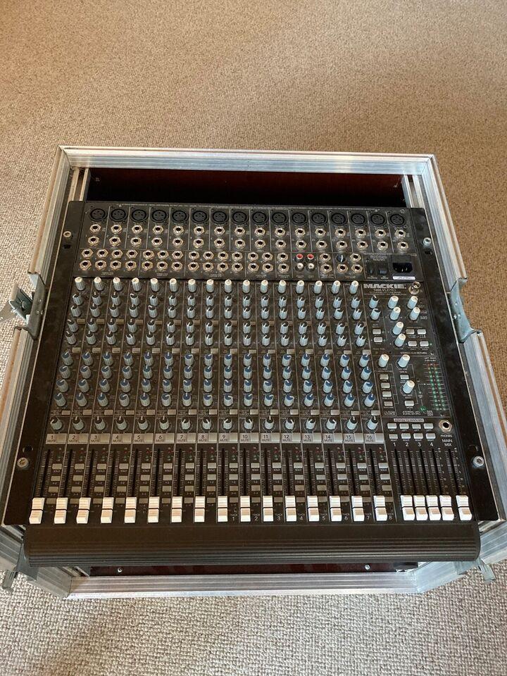 Mixer, Mackie VLZ 1604 Pro