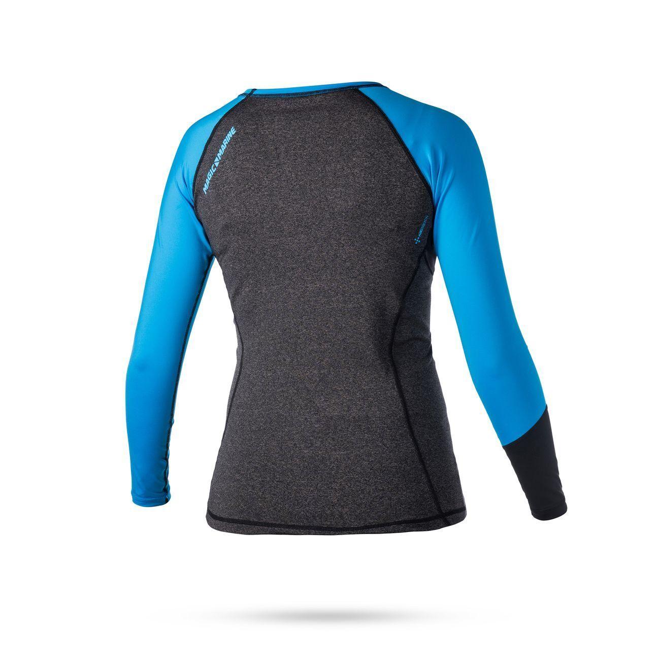 Magic Marine Marine Marine Damen Funktionsshirt Energy Rashvest Sportshirt Wassersport Outdoor  | Online Shop  b42093