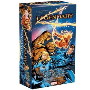 Marvel-Legendary-Fantastic-Four-UPPER-DECK-CARD-GAME-NEW-SEALED