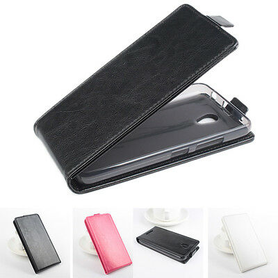 "HOT Flip Shell Cover Leather Case Skin New For 5"" Lenovo A5000 4G Smartphone"