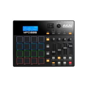 Akai-Professional-MPD226-MIDI-USB-Pad-Controller-amp-Software