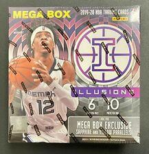2019-20 Panini Illusions Basketball Mega Box Brand New and Sealed
