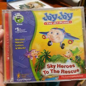 Jay Jay The Jet Plane Pc Game Free Post Ebay