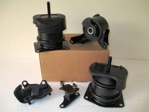 1998-2002 HONDA ACCORD FITS SET OF ENGINE /& TRANSMISSION MOUNTS 3.0L,V6,AT