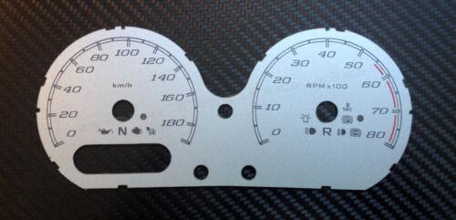 Harley Street Road Glide Tour Tachoscheibe Gauge Speedometer Tacho Cluster Dial