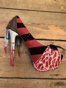 6 Bottes Taille 39 Shoes Courture Koi Euro Léopard Imprimées Talons Compensées xq6gtnYwWn