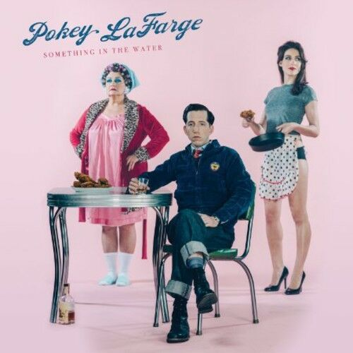 Pokey LaFarge - Something in the Water [New CD]
