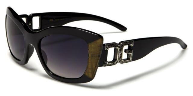decc5394467 Ladies DESIGNER Sunglasses CG 36234 Black Frame 100 UV Protection ...