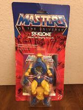 Vintage Masters Of The Universe Action Figure Moto Sy-Klone 1984