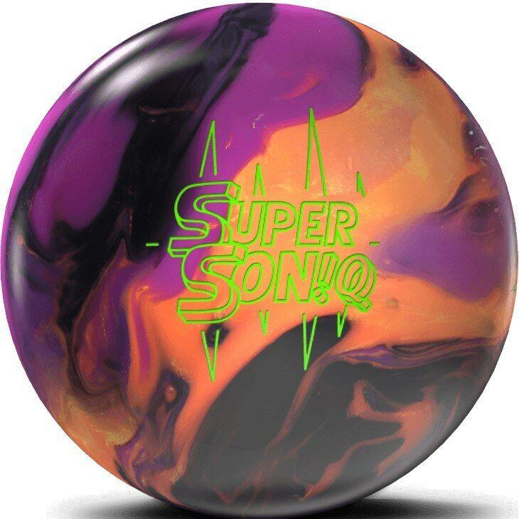 Storm Super SONIQ Bowling Ball NIB 1st Quality