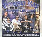 Gangsta Rap Meets Hip Hop Legends, Pt. 2 [Box] [PA] by Various Artists (CD, Jul-2009, 3 Discs, PMC Music Group)