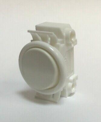 Lampen Einbau Wippschalter weiß runde Wippe BJB 43.409